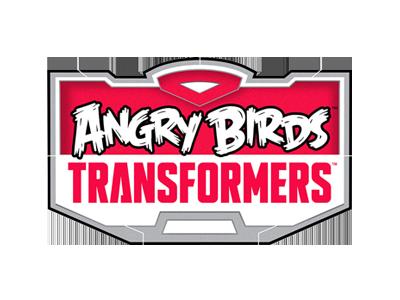 Angry Birds Transformers Logo